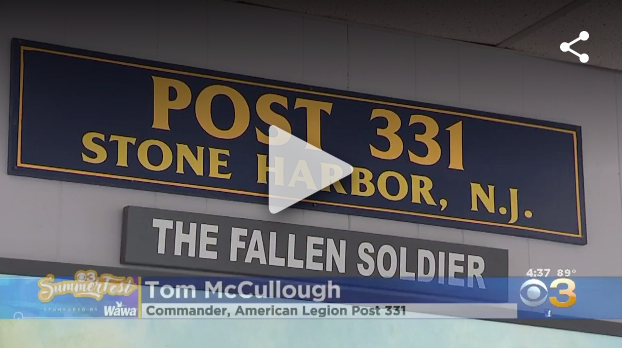 American Legion Post 331 Resides In Historic, Oldest Building In Stone Harbor