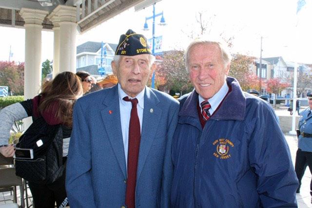 Veterans Day Frank D'Elia