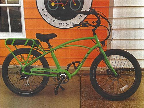2021 bike raffle