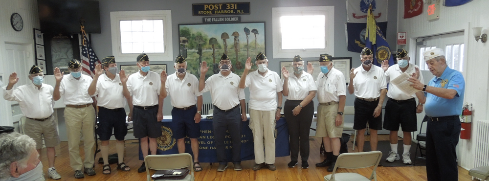 Post 331 Executive Committee