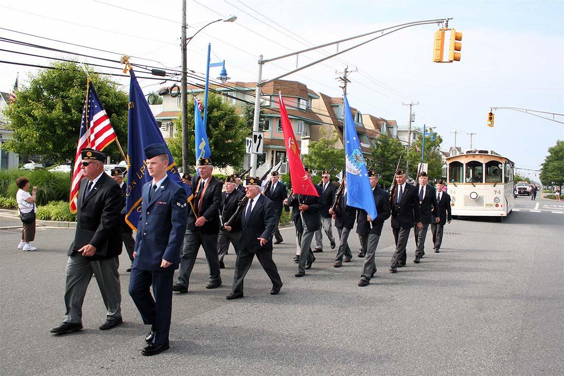 Memorial Day Avalon